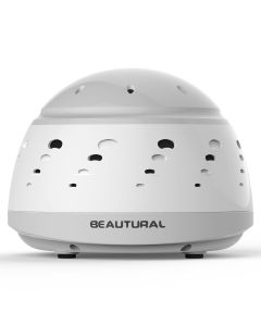 All-Natural White Noise Sound Generator Machine, Sleep Easy Aid Device