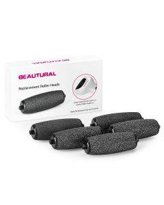 3 Extra Coarse & 2 Regular Coarse Replacement Refill Roller