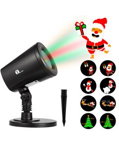 Christmas Decorations Light Projector, Four in one