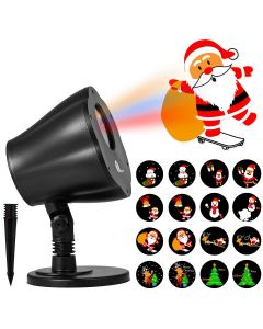 Christmas Decorations Light Projector, Eight in One