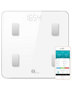 Bluetooth Smart Body Fat Scale with iOS and Android App