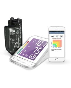 Bluetooth Digital Blood Pressure Monitor