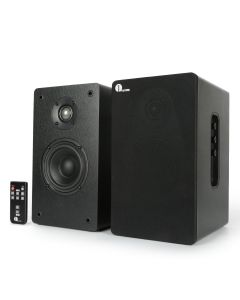 Powered Bluetooth Classic Bookshelf Speaker