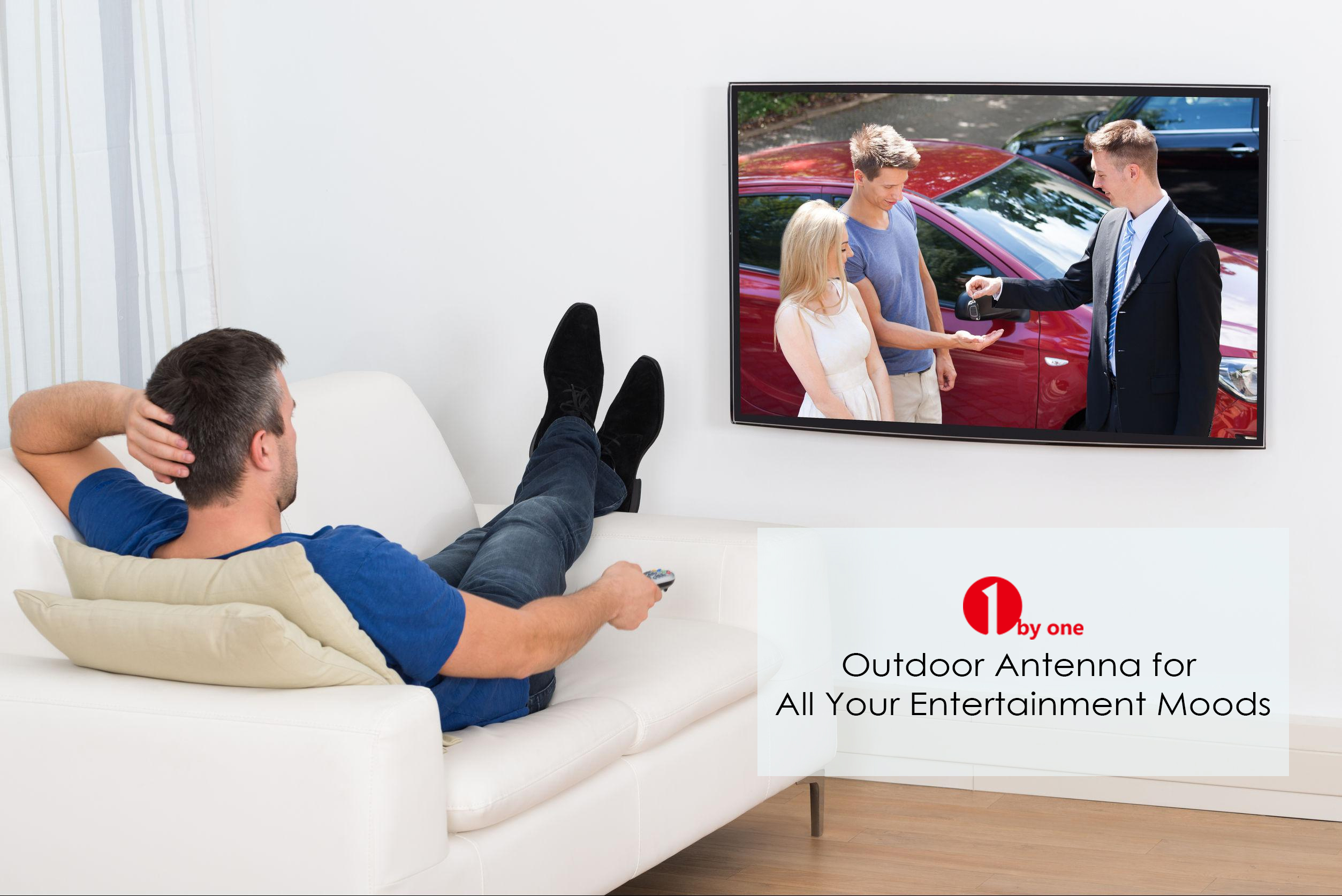 What Should You Keep in Mind While Buying Outdoor Antenna Online?