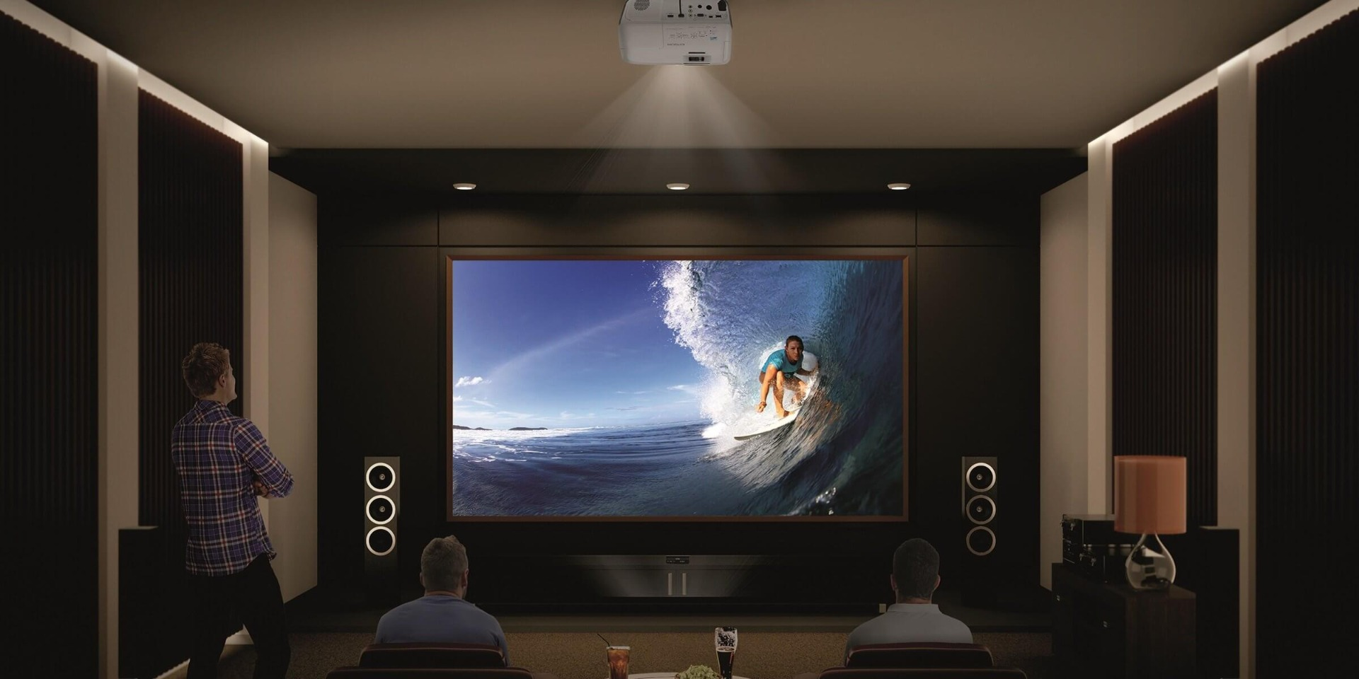 Projector| Home theater| GoSho| hdmi| usb| wireless| travel