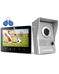 Aluminium Video Door Phone