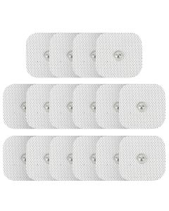 TENS Replacement Electrode Pads - Reusable, Self-Adhering
