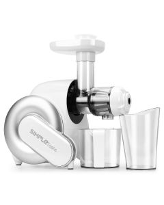 Electric Masticating Juicer Extractor, Slow Juicer