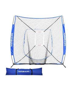 7x7ft Baseball and Softball Practice Net