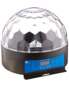 Bluetooth Speaker  Super Disco LED Digital Magic Ball Light-7.2 inch