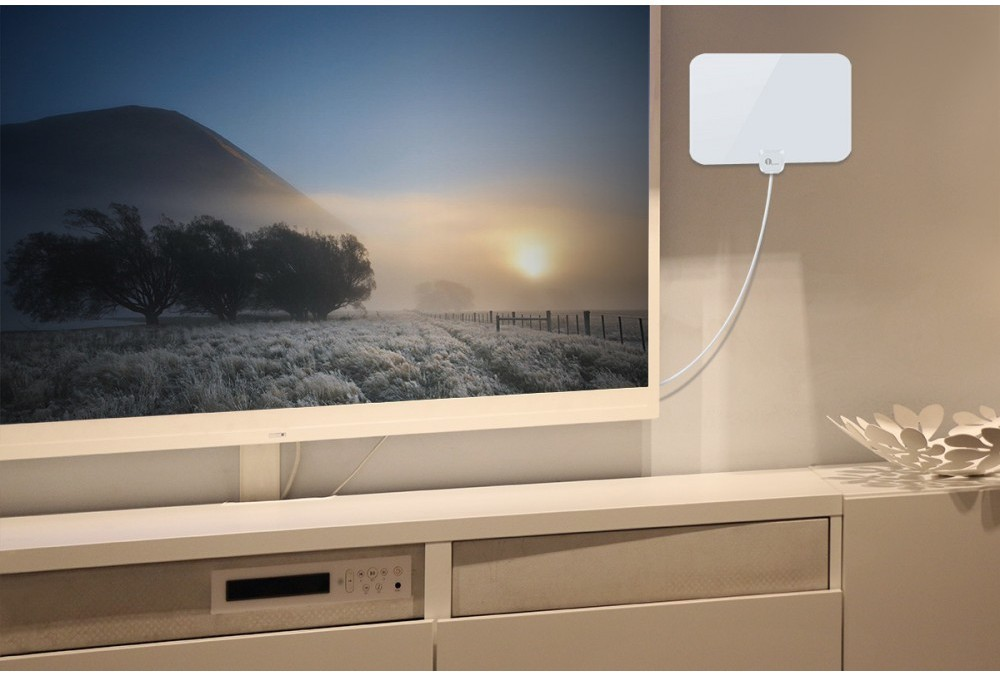 Here's how you can get better reception out of your TV Antenna
