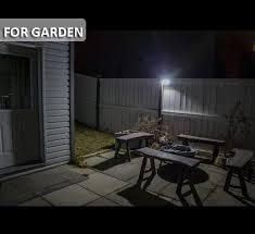 motion sensor, sensor light