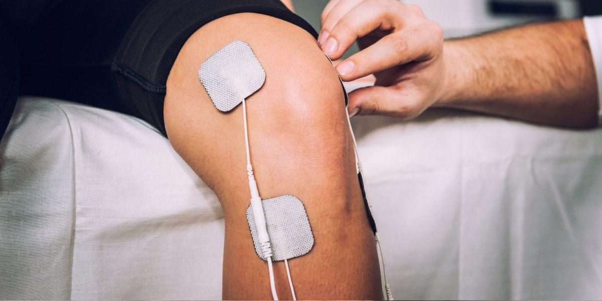 joint pain, Tens unit, tens pads