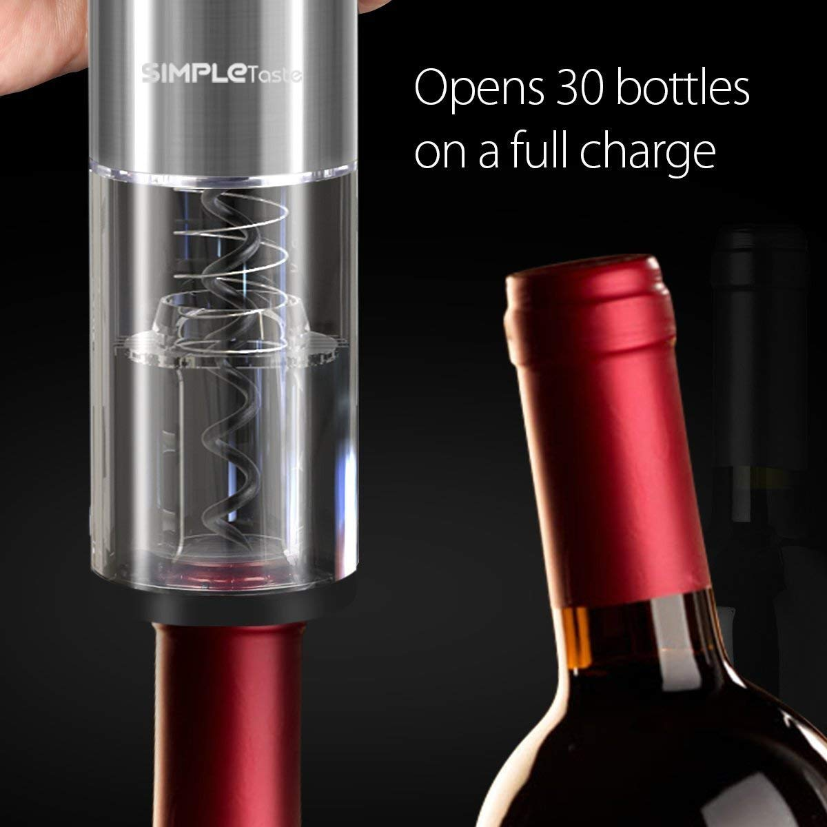 wine opener| electric wine opener| corkscrew| best wine opener| wine cork opener